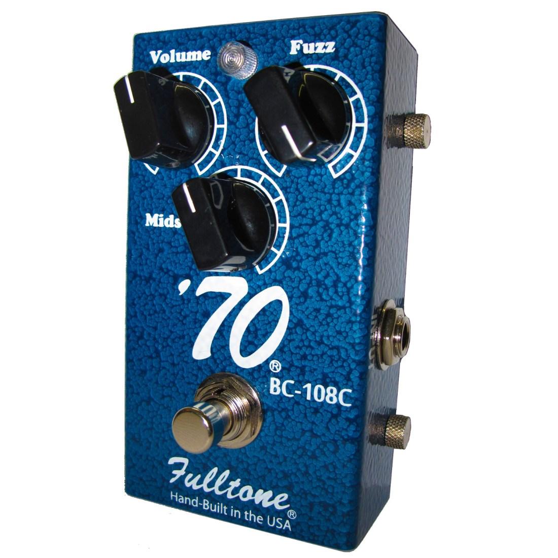 Fulltone 70-BC fuzz pedal