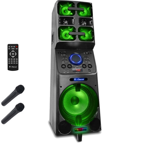 iDance Megabox MB-8000 Bluetooth Party System 1000W