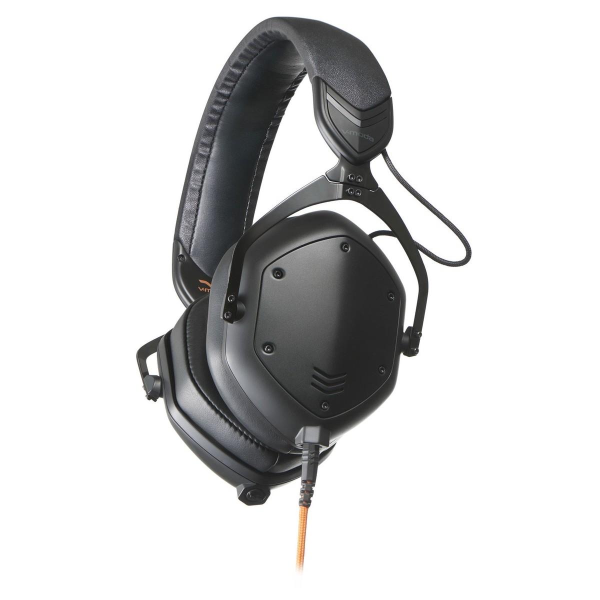 V-Moda Crossfade M-100 Master Matte Black DJ hoofdtelefoon