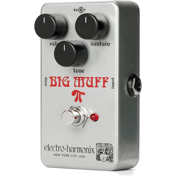 Electro Harmonix Ram's Head Big Muff Pi Distortion / Sustainer