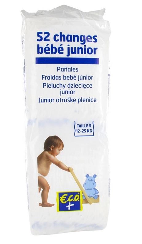 changes bebes junior eco leclerc marque repere