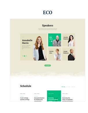 Bigconf WordPress Theme for Business - 4