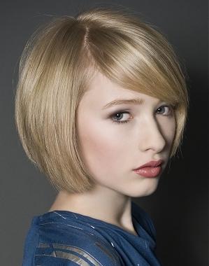 Short Haircuts For Teenage Guys Angular Fringe