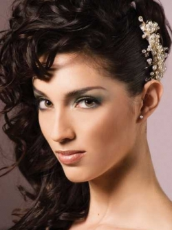 side swept wedding hairstyles prom hairstyles