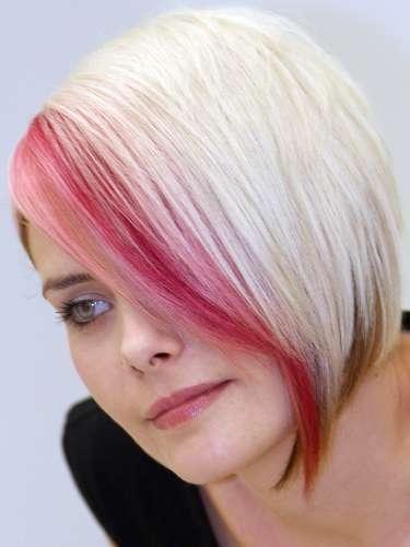 Glam Holiday Hair Highlights