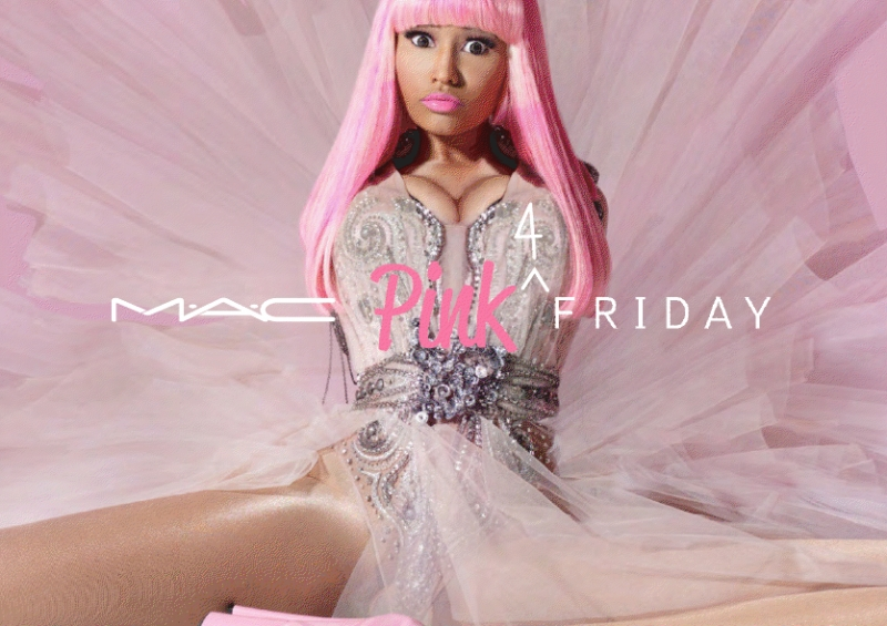 Pink 4 Friday by Nicki Minaj lipstick. MAC is known for the high quality