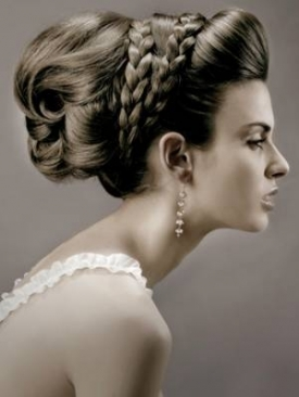 wedding hairstyle more hair tips for your wedding climate bride sparkle
