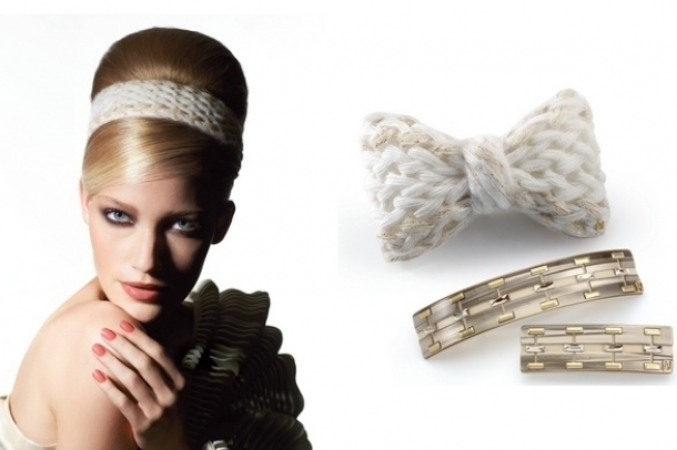 Alexandre de Paris Hair Accessories Winter 2011/2012