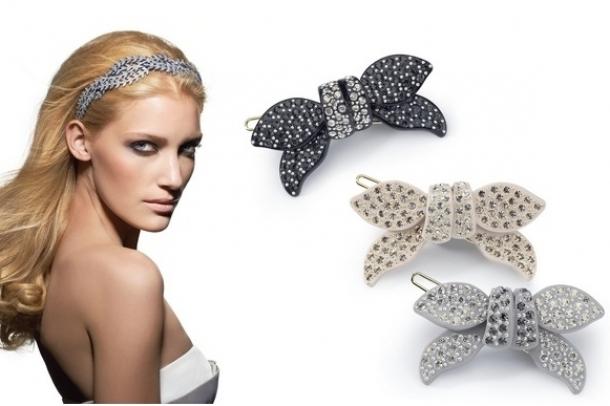 Alexandre De Paris Hair Accessories Winter 20112012