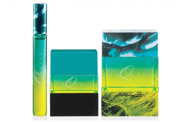 MAC Turquatic Fragrance Collection for Fall 2011