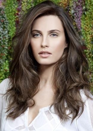 Flirty Long Hairstyles Ideas