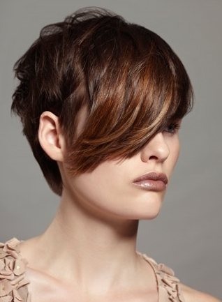 Easy To Style Short Haircuts For Fall