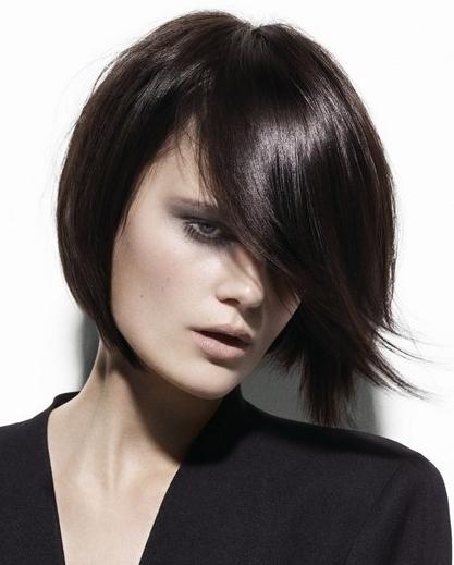 Creative Medium Haircuts For Spring