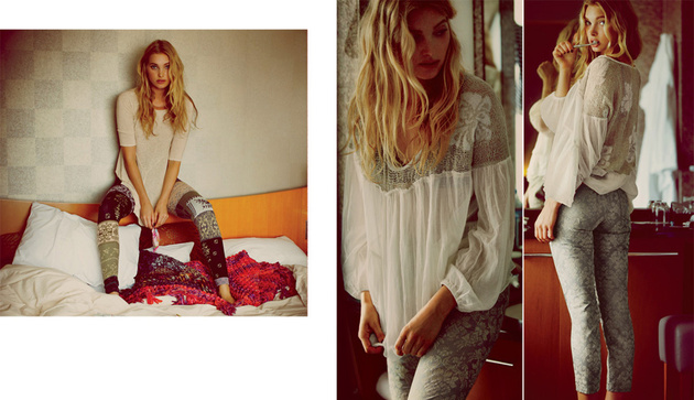 Free People October 2013 Designs