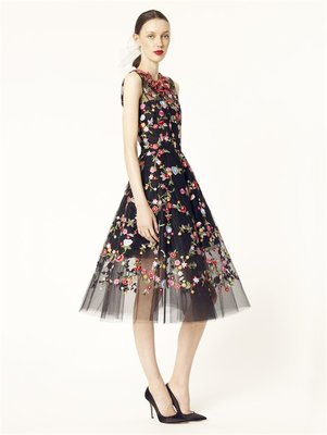 Oscar De La Renta Resort 2014 Collection (6)