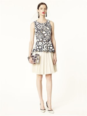 Oscar De La Renta Resort 2014 Collection (7)