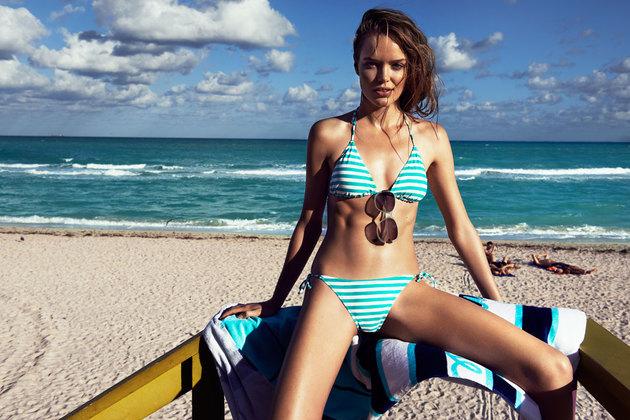 Reserved Swimwear 2013 Campaign
