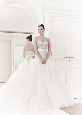 Zuhair Murad Spring Summer 2014 Bridal Collection  (7)