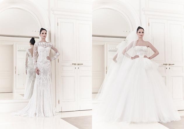 Zuhair Murad Spring/Summer 2014 Bridal Collection