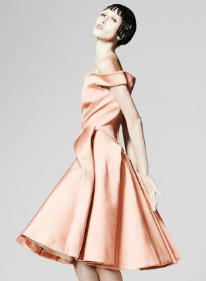 Zac Posen Resort 2014 Collection  (5)