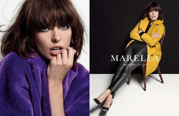 Marella Fall 2013 Campaign