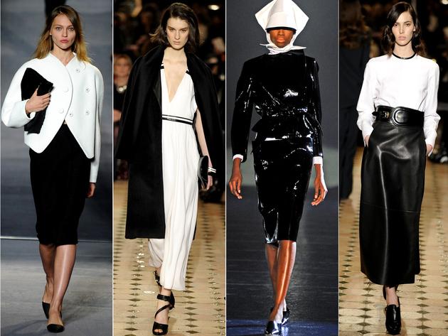 Monochrome Fashion Trends
