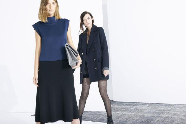 Zara Lookbook Fall 2013