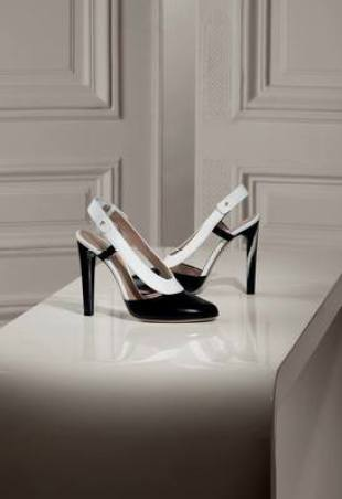 Birdie Sling Back Shoes From The Chloe Fall 2013 Accessories Collection