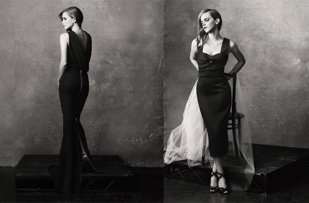 Emma Watson Net A Porter Sustainable Style