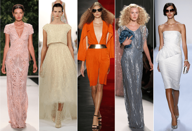 NYFW Spring 2014: Sophisticated Collections