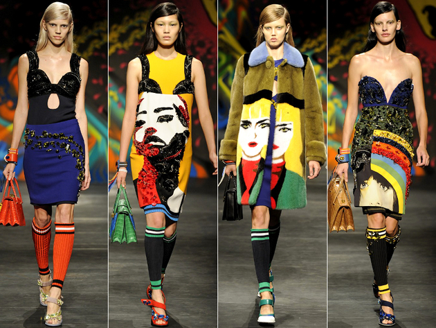 Prada Spring 2014 Collection