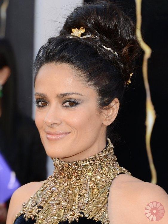 Oscars Hairstyles 2013 Best Celebrity Hairdos