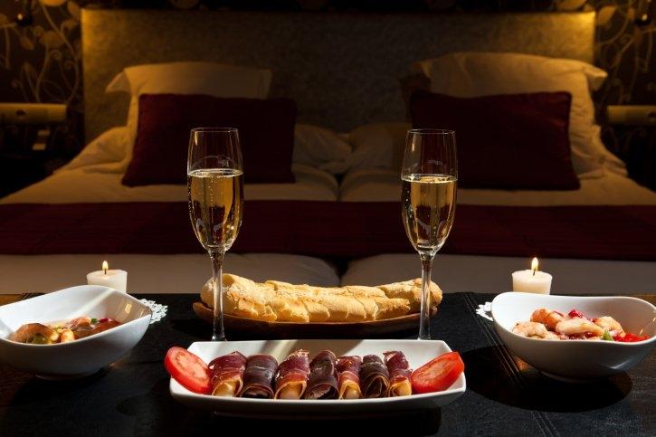 dinner romantique lieu idées