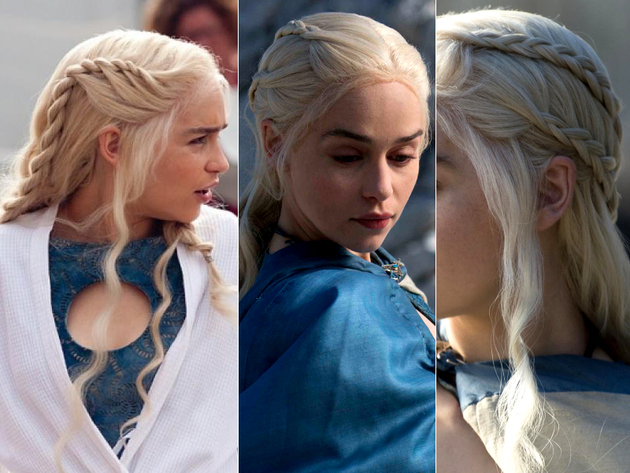 Game Of Thrones Fashion And Hairstyles