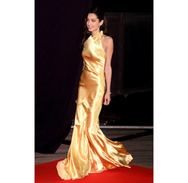 Amal Clooney 'Tomorrowland' Tokyo Premiere