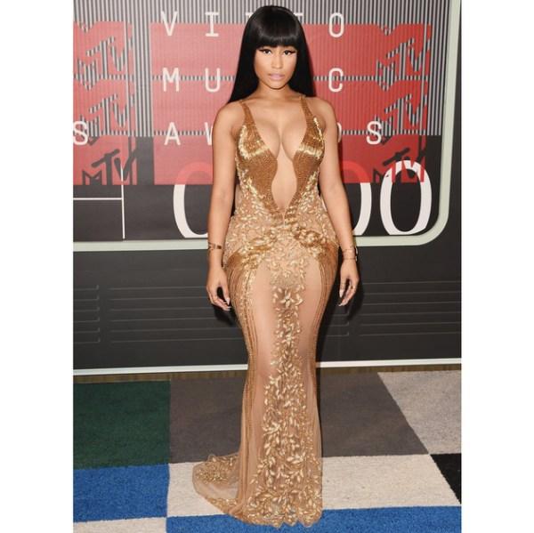 Nicki Minaj 2015 Video Music Awards