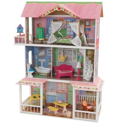 Comment Fabriquer Une Maison De Barbie En Carton Poupees Ak4