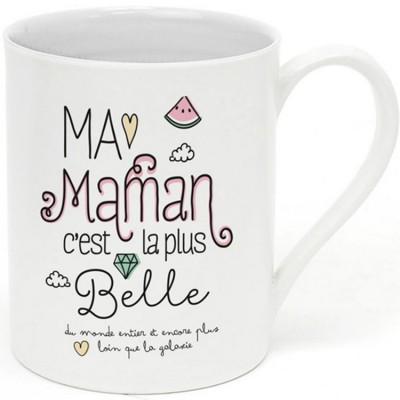 mug ma maman c est la plus belle