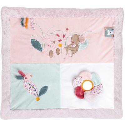 tapis d eveil avec arches iris lali