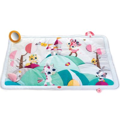tapis d eveil geant princesse 150 x 100 cm
