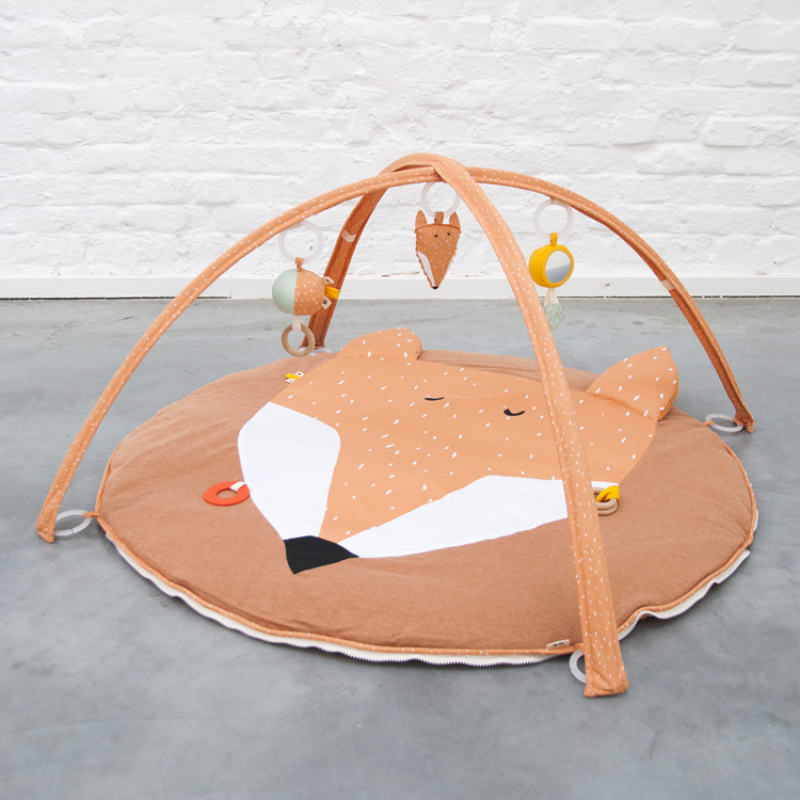 tapis d eveil avec arches renard mr fox