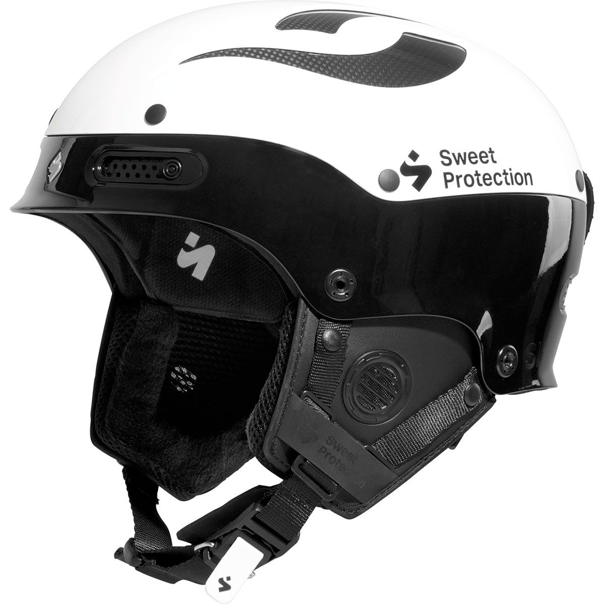 Sweet Protection Trooper II SL Skihelm Weiß L