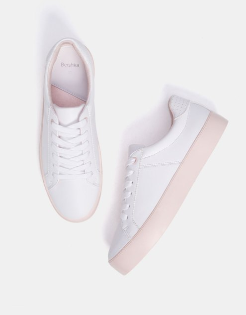 zapatillas deportivas deporte bambas baratas low cost rosas black friday