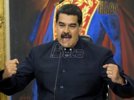 Maduro bi voleo da se rukuje s Trampom