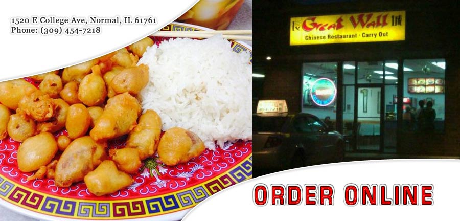 Great Wall Order Online Normal Il 61761 Chinese