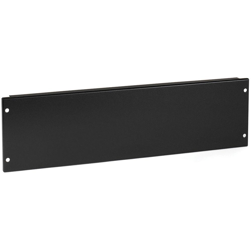 winsted 99151 12u black blank panel 21 0 53 34 cm