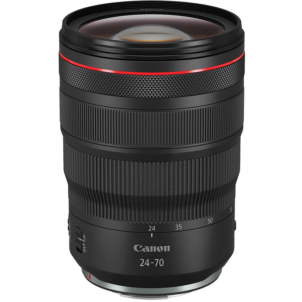 Canon Rf 24-70Mm F/2.8L Is Usm Lens 3680C002 B&Amp;H Photo Video