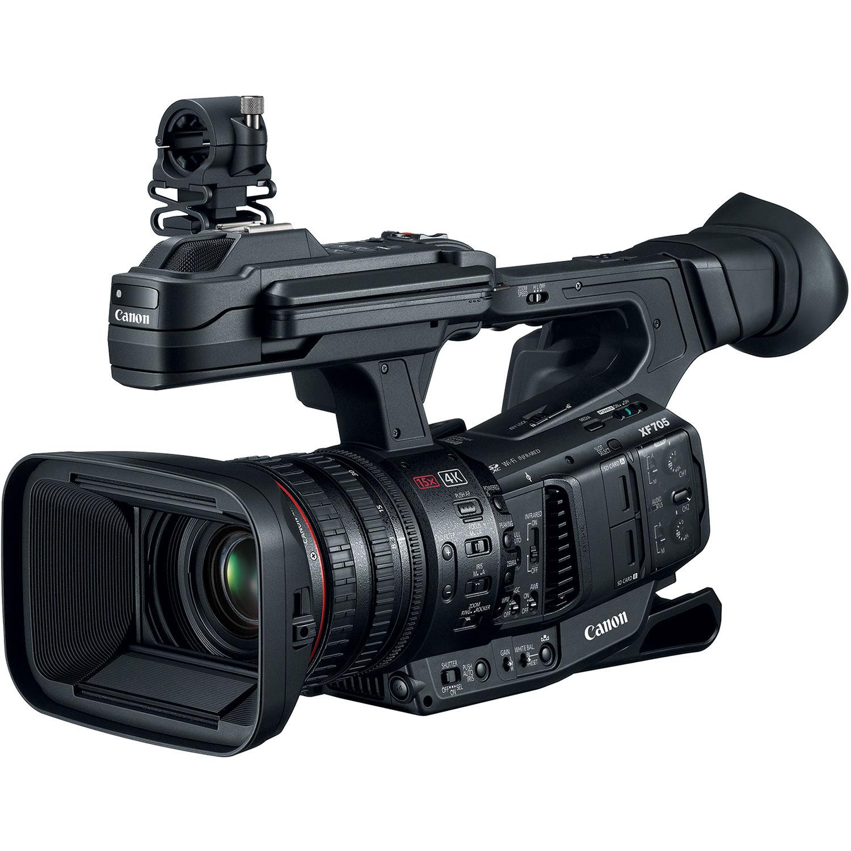 "Canon XF705 4K 1"" Sensor XF-HEVC H.265 Pro 3041C002 B&H"