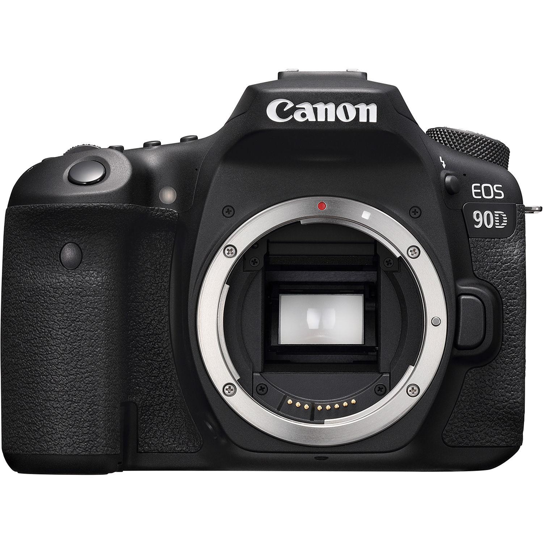 Canon 90D EOS DSLR Camera (90D Camera Body) 3616C016 | B&H