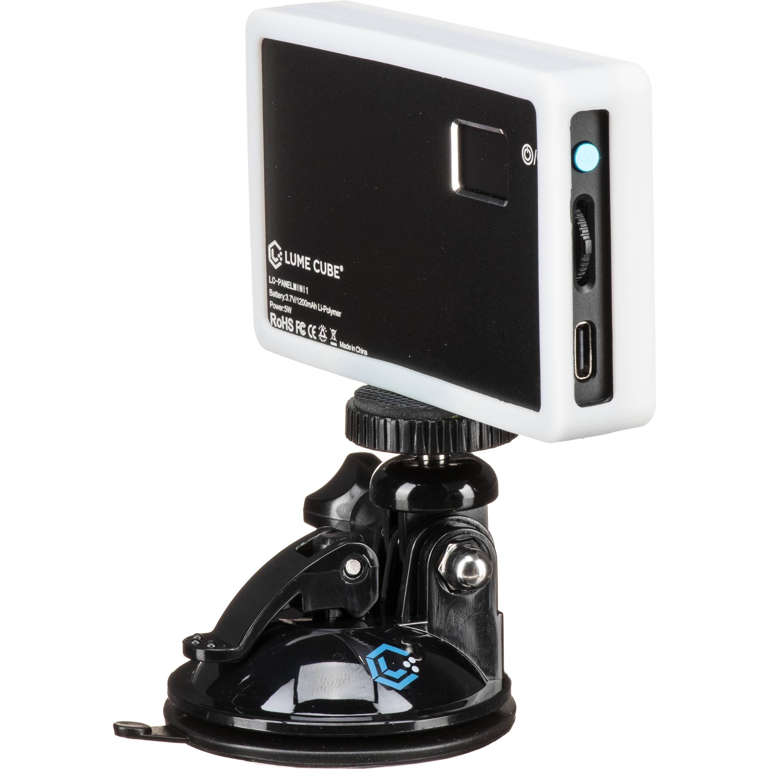 lume cube webcam light kit